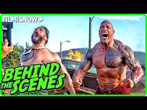 HOBBS & SHAW (2019) | Behind the Scenes of Fast & Furious Spin-off Movie