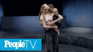 Video Adam Levine's Daughter Stars In Maroon 5's New Music Video With J.Lo, Ellen & More Celebs | PeopleTV MP3, 3GP, MP4, WEBM, AVI, FLV Juni 2018