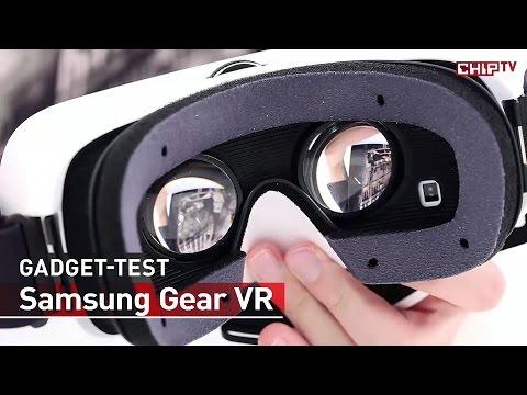 Samsung Gear VR - Gadget-Test deutsch | CHIP