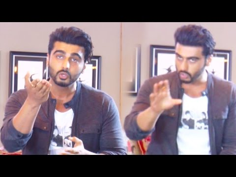 Arjun Kapoor Lashes Out At A Reporter On Asking Ab