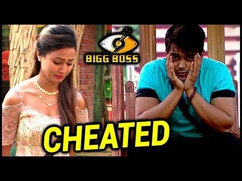 Hina Khan CHEATED By Luv Tyagi | NOMINATED | Bigg Boss 11 (видео)