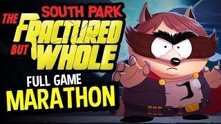 South Park Fractured But Whole Gameplay FULL GAME MARATHON #1 (South Park Fractured But Whole 100%)