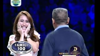 Video Ayu Ting Ting Menang Hadiah Utama 10 Juta!! - New Famili 100 MP3, 3GP, MP4, WEBM, AVI, FLV Juli 2019