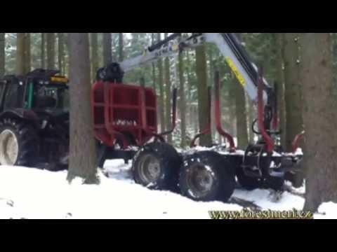 AGA 10 2WD + Kesla 304T +Valtra N111e Hitech