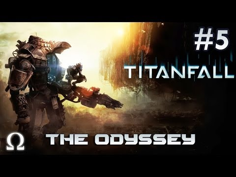 Titanfall | #5 - THE ODYSSEY MAP *ATTRITION* RETAIL FULL HD | PC / Origin