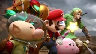 Smash Bros Tribute – Heroes