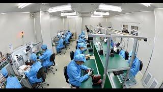 Tổng thể buổi tham quan nhà máy sản xuất Bphone, bphone, dien thoai bphone, dien thoai b phone, b phone, bkav