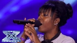 "Video Ashly Williams' Emotional ""I Will Always Love You"" Prompts Tears - THE X FACTOR USA 2013 MP3, 3GP, MP4, WEBM, AVI, FLV Agustus 2019"