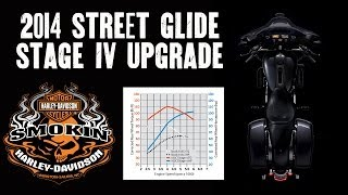 6. 2014 Street Glide Stock vs. Stage IV Engine Upgrade