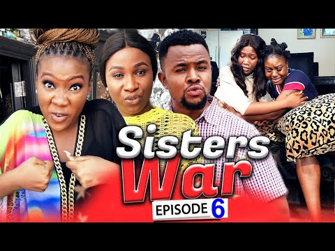 SISTERS WAR EPISODE 6 Final (New Hit Movie) Chinenye & Sonia 2020 Latest Nigerian Nollywood Movie