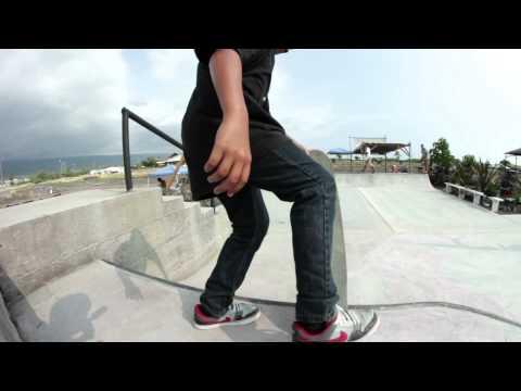 New Kona Skatepark Montage HD!!
