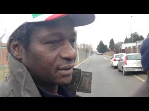 """Abusivi nelle case delocalizzate: """"Vivevamo qui da mesi"""""""
