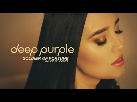 """Deep Purple  """"Soldier of Fortune"""" Cover"""