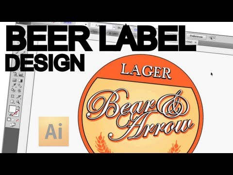 Designing a Complex Logo in Adobe Illustrator