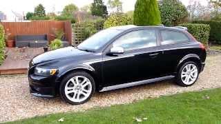 Video Review Of 2009 Volvo C30 2.4 D5 Sport SE R Design For Sale SDSC Specialist Cars Cambridge