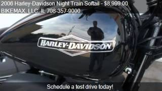 8. 2006 Harley-Davidson Night Train Softail FXSTBI for sale in
