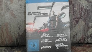 Nonton Unboxing - The Fast and the Furious- 6-Movie-Collection (Blu-Ray) Film Subtitle Indonesia Streaming Movie Download