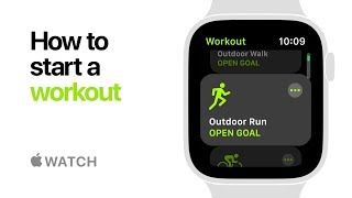 Video Apple Watch Series 4 — How to Start a Workout — Apple MP3, 3GP, MP4, WEBM, AVI, FLV Februari 2019