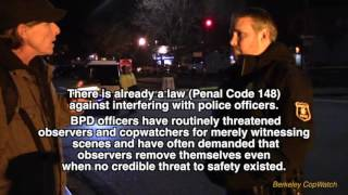 Police Raid on Homeless Encampment, 12/21