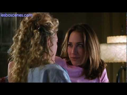 Claire Forlani and Amanda Detmer Lesbian Scene