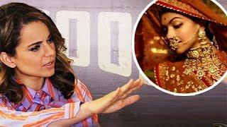 Video Kangana Ranaut JEALOUS of Deepika Padukone LEAKS Photos for Publicity MP3, 3GP, MP4, WEBM, AVI, FLV November 2017