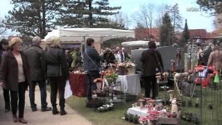 MöllnTV - Gartenromantik Im Kurpark Mölln Teil 2, Sonntag 21.4.2013