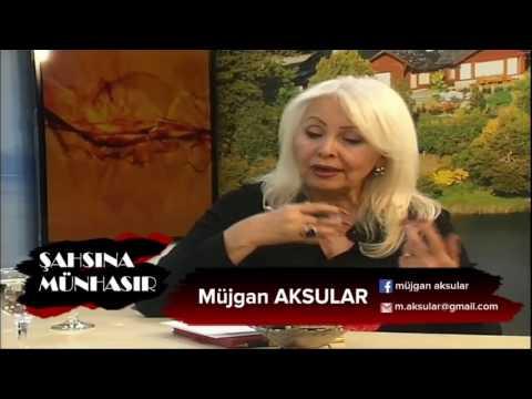 Müjgan Aksular ile Şahsına Münhasır Hayrettin Özaydın 04 04 2017