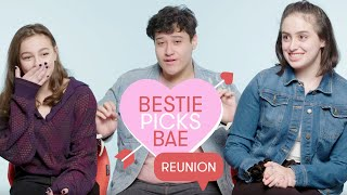 Bestie Picks Bae Reunion: Georgia and Chris | Bestie Picks Bae by Seventeen Magazine