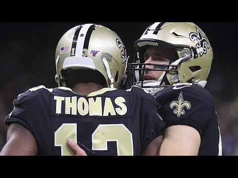 Saints eager to reach full potential on offense