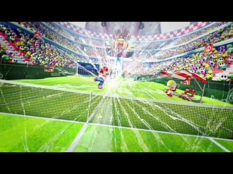 Mario Tennis Open - Original Teaser Video