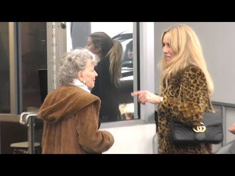 Bette Midler And Alana Stewart Enjoy Their 'Girls Day Out' Lunch Date
