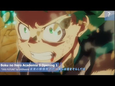 MY TOP 120 Anime Opening ~of All Time~