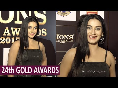 Beutiful Rati Pandey At 24th SOL Lions Gold Awards - 2018