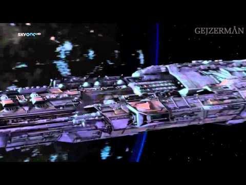 stargate atlantis - Stargate Atlantis Space Battles part 3