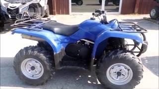 9. 2009 Yamaha Grizzly 350