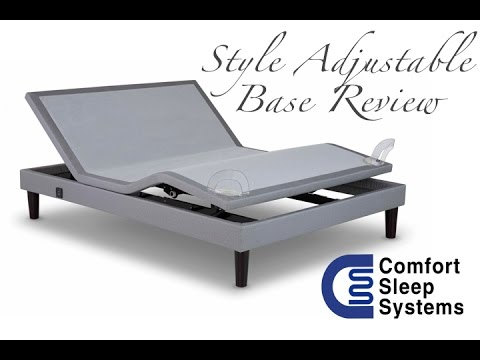 1 year ago: Style Adjustable Base Review