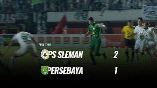 Video [Pekan 8] Cuplikan Pertandingan PS Sleman vs Persebaya, 13 Juli 2019 MP3, 3GP, MP4, WEBM, AVI, FLV Juli 2019