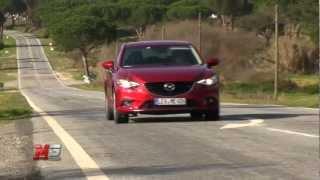MAZDA 6 2013 - TEST DRIVE