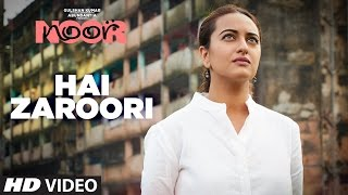 Nonton Hai Zaroori Video Song   Noor   Sonakshi Sinha   Prakriti Kakar   Amaal Mallik   T Series Film Subtitle Indonesia Streaming Movie Download