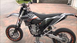 8. KTM 530 EXC Walk around
