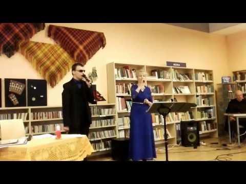 Dzied duets Marita un Edijs (видео)