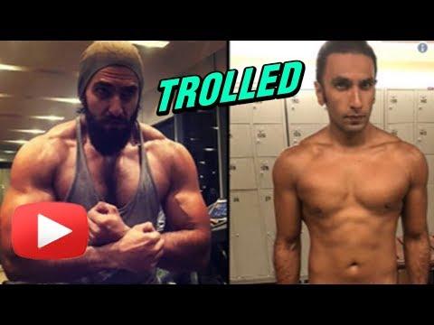Ranveer Singh's Gully Boy Look TROLLED Post Padmaa