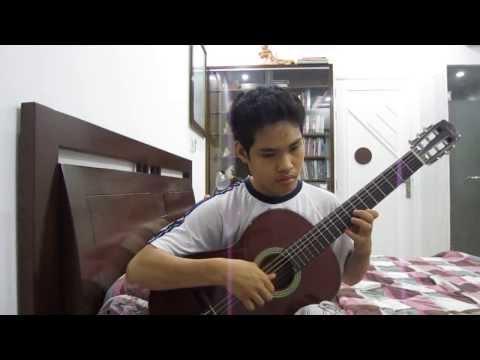Cover Con Bướm Xuân phiên bản Guitar