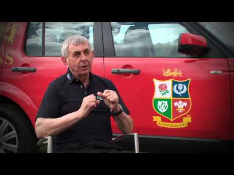 Sir Ian McGeechan Talks Lions Selection Ahead Of Tomorrow&#39;s Squad Announcement 