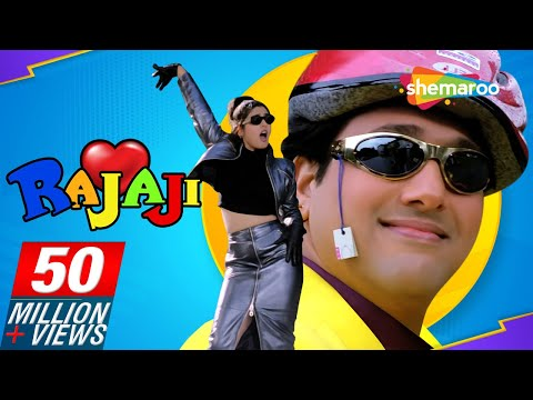 Rajaji (1999){HD} - Govinda - Raveena Tandon - Hindi Full Comedy Movie - (With Eng Subtitles)
