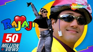 Video Rajaji (1999){HD} - Govinda - Raveena Tandon - Hindi Full Comedy Movie - (With Eng Subtitles) MP3, 3GP, MP4, WEBM, AVI, FLV Maret 2019