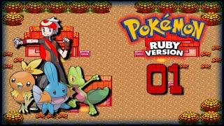 Gameboy Pokon Ruby - JordenPlays Pokemon Ruby part