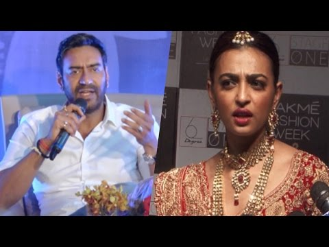 Ajay Devgn Once Again Speaks Up On Radhika Apte Sc