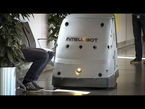 Robotvask