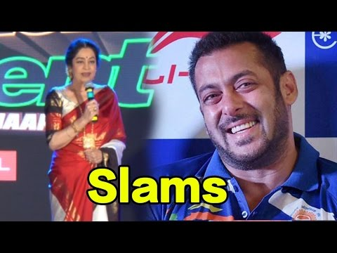 Kirron Kher Slams Salman Khan Haters Who Criticize